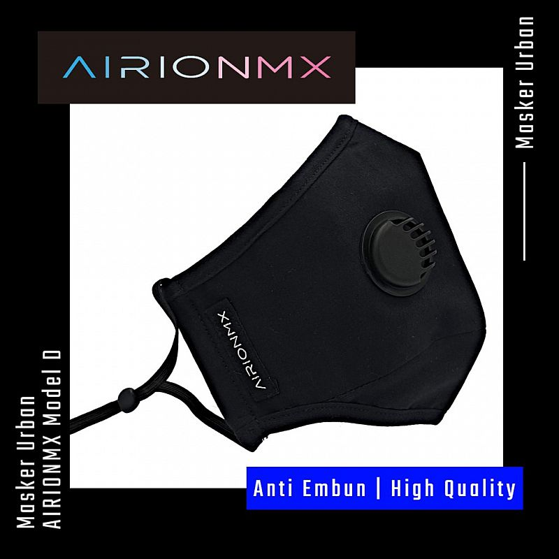 AIRIONMX Urban Mask 3Ply Model D